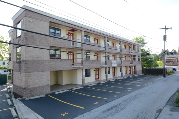 615 Mechanics Alley - Units available